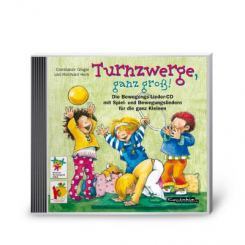 Turnzwerge ganz Groß! - CD