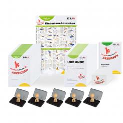 Kinderturn-Abzeichen - Materialpaket 250