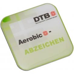 Aerobic-Abzeichen Pin