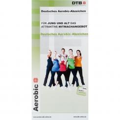 Aerobic-Abzeichen Flyer