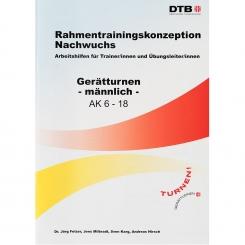 Rahmentrainingskonzeption Nachwuchs - Gerätturnen männlich