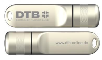 USB-Stick DTB Pflichtübungen Gerätturnen weiblich