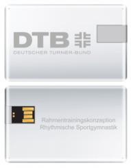 USB-Stick DTB Rahmentrainingskonzeption Rhythmische Sportgymnastik
