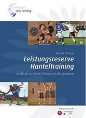 Buch Leistungsreserve Hanteltraining