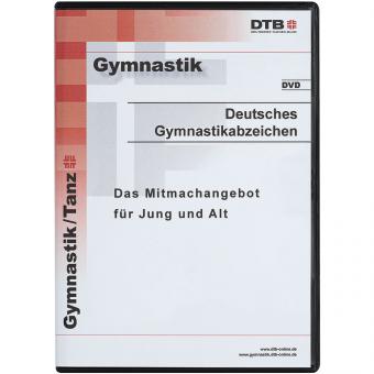 Gymnastikabzeichen DVD