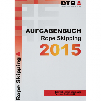 DTB Handbuch Rope Skipping