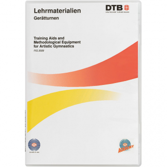 DVD Training Aids and Methological Equipment for Artistic Gymnastics
