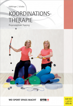 Koordinationstherapie Propriozeptives Training