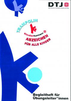 Trampolin-Abzeichen Kinder Begleitheft