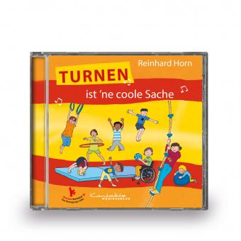 Turnen ist ´ne coole Sache - CD