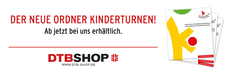Banner 3 - Ordner Kinderturnen