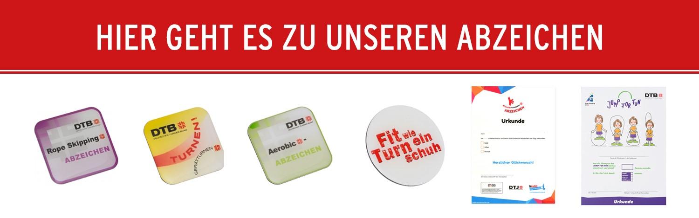Banner 1 - Abzeichen